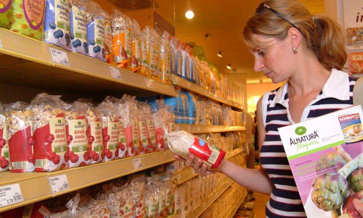 Stop de 'gezonde' nep op verpakkingen met tegenstrijdige reclame