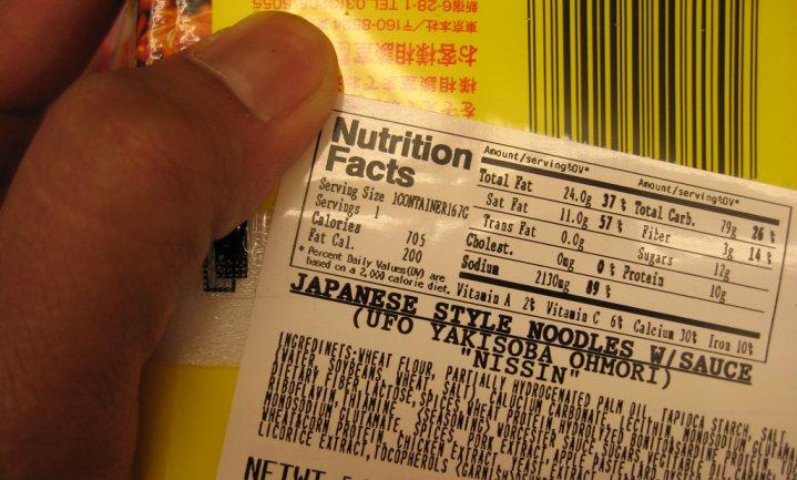 foodwatch kraakt nieuwe etiketteringsregels