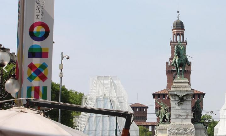 Slow Food: 'Nee, dank u, geen McDo op Expo 2015'