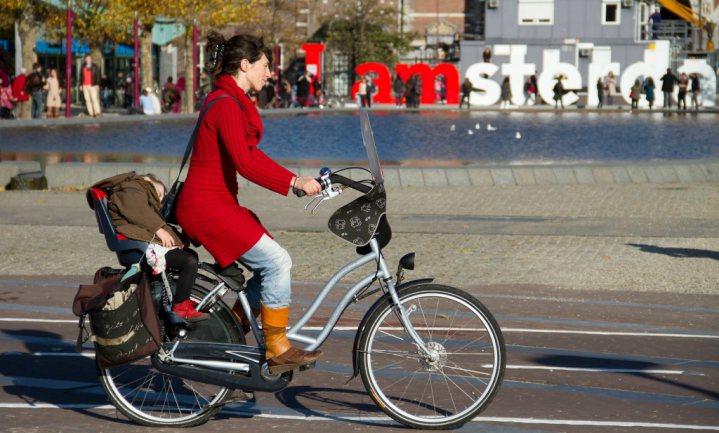 Wonen in fiets- en wandelsteden verlaagt BMI