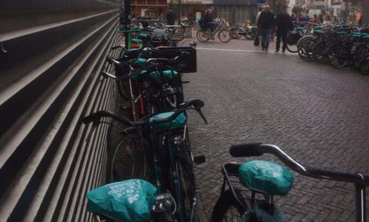 PvdA helpt student aan geld voor rechtszaak tegen Deliveroo