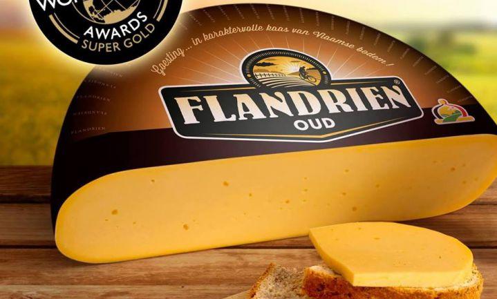 Beste Goudse kaas komt uit België