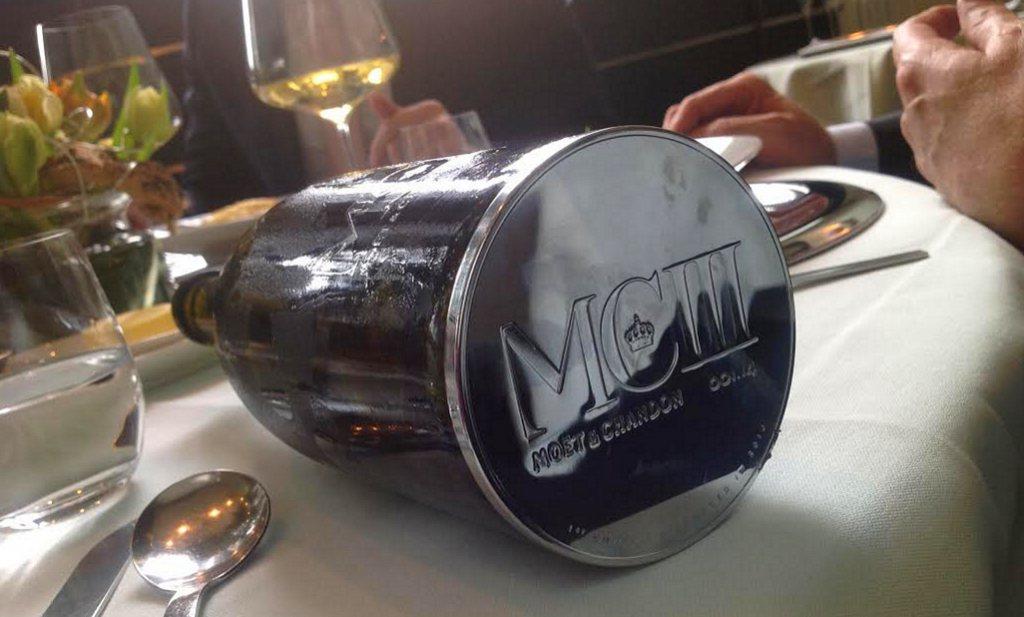 MCIII: hybride resultaat van innovatief champagne maken