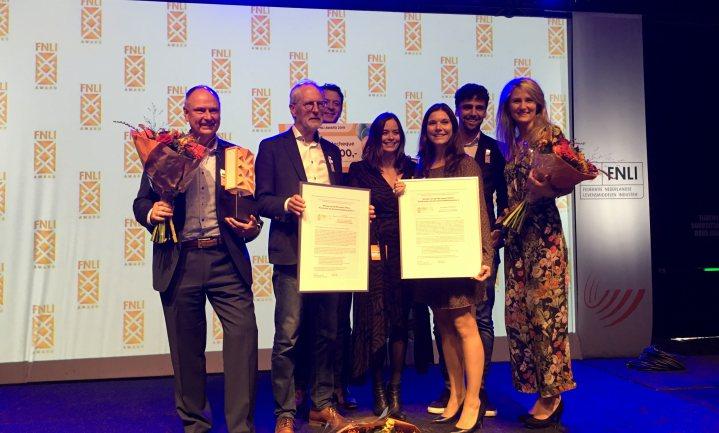 Suiker Unie wint eerste FNLI Award met groen gas