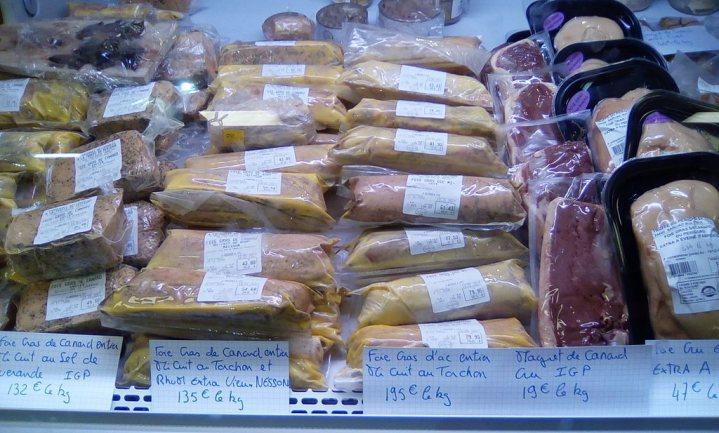 High-tech foie gras maakt dwangvoederen overbodig