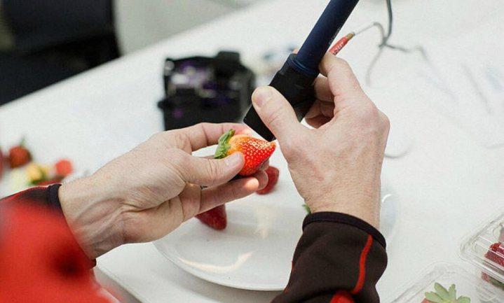Voedselscanner laat voedselfraude verdwijnen