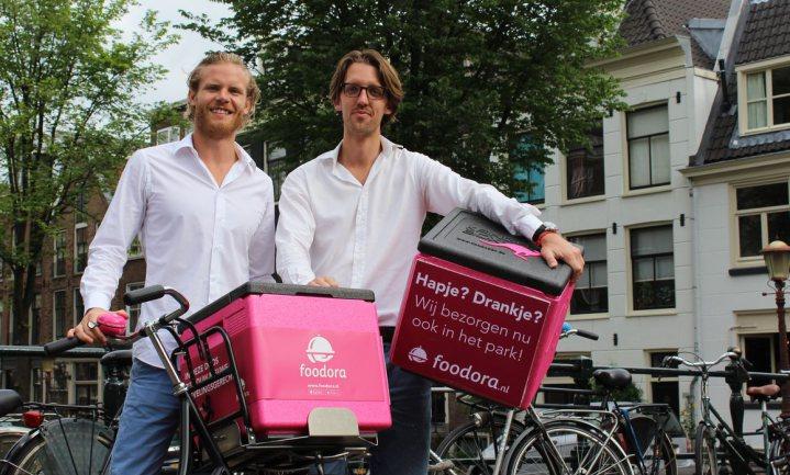 Nederlander bestelt 1 warme maaltijd per week