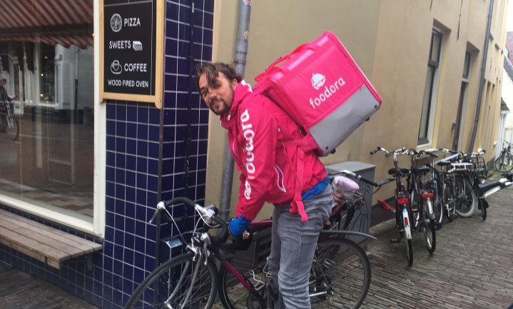 Delivery Hero als vierde maaltijdbezorger naar beurs