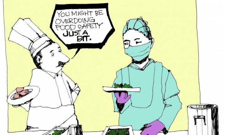 Bespiegelingen van een wetenschapsjournalist: listeria-hysteria