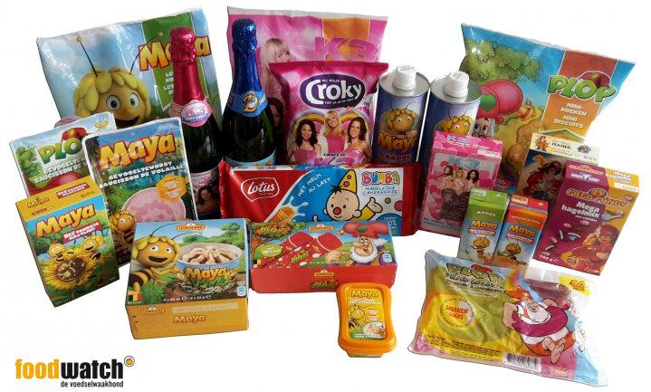 Reclame Code Commissie bevestigt 'ongeoorloofde kindermarketing bij 12 voedselfabrikanten'