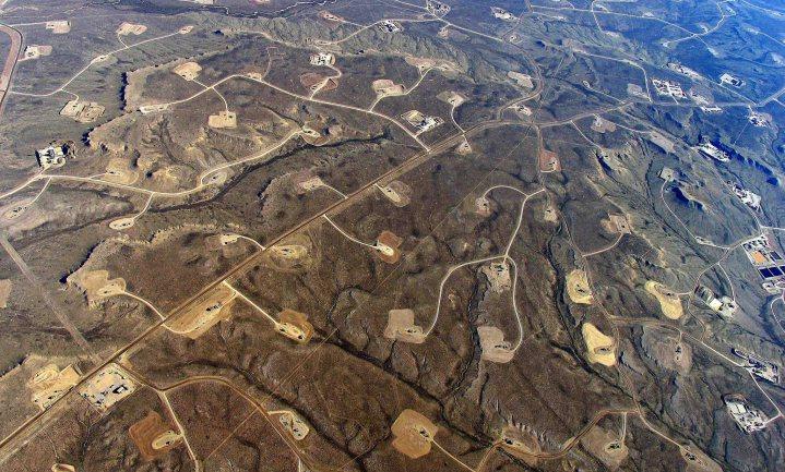Rapport over impact 'fracking' op drinkwater leidt tot tweespalt