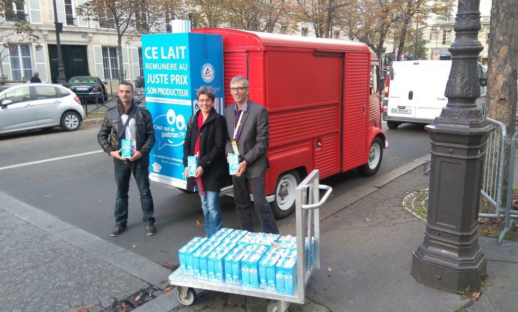 'Fairtrade' voor Franse boeren