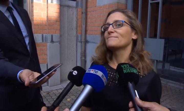 'Ontgoocheld' Canada verlaat onderhandelingstafel CETA