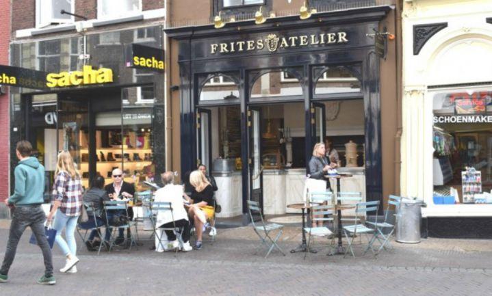 Sergio Herman wil Frites Atelier in Londen