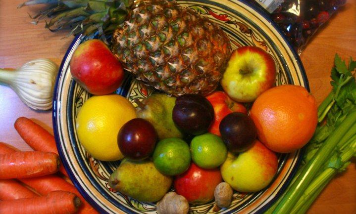 Belgen eten veel te weinig fruit