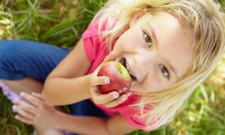 Nog niet de helft van de Nederlandse kinderen eet genoeg groente en fruit