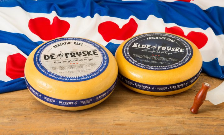De kaas voor 'een mooier Friesland' erkend als streekproduct
