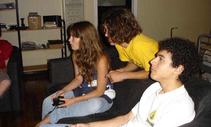 Games beïnvloeden alcohol- en tabakgebruik tiener