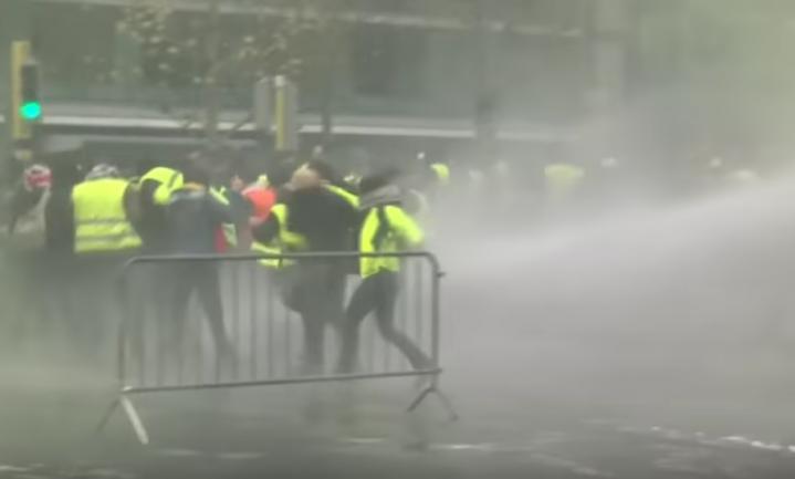 'Gele hesjes'-koorts slaat over naar Brussel