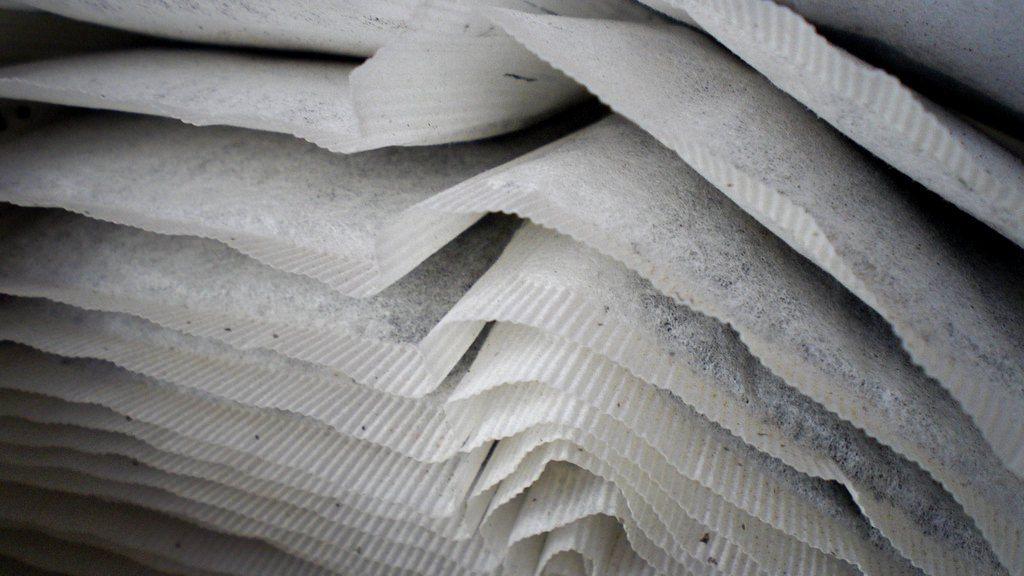 Britten willen het plastic uit hun papieren theezakjes halen