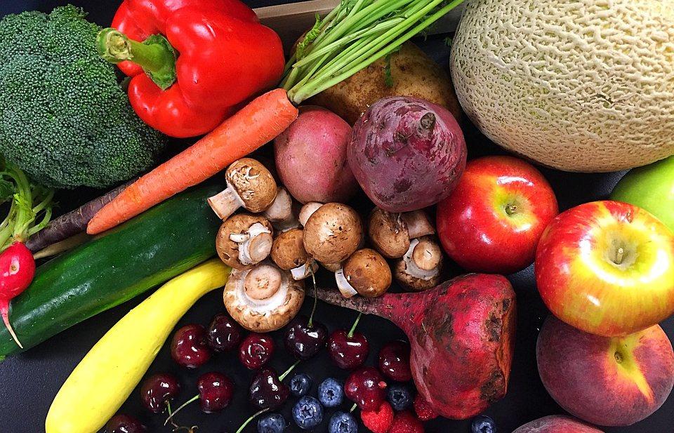 Op zoek naar een dooreetfactor voor groente en fruit