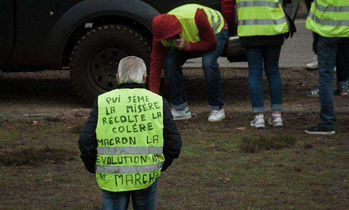 De 'gele hesjes' zijn de klokkenluiders van onze olie-verslaving