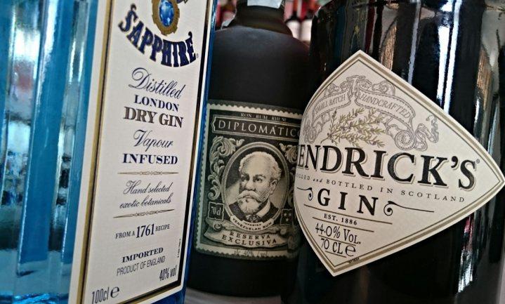 Lidl scoort hoog met goedkope gin