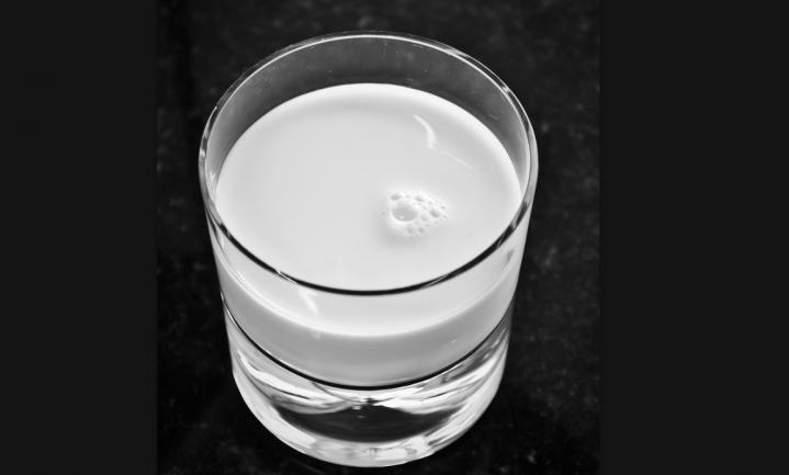Volle melk tegen dikke kinderen