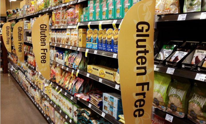 Allergie-waarschuwingen voor gluten niet betrouwbaar