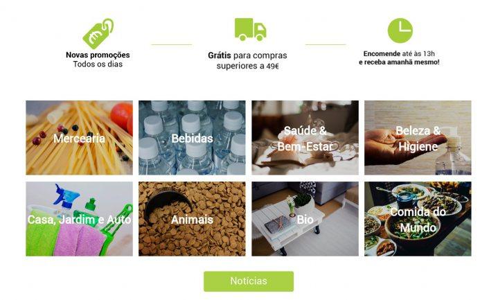 Online dumpsuper tegen voedselverspilling