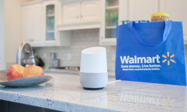 Walmart en Google Express samen tegen Amazon