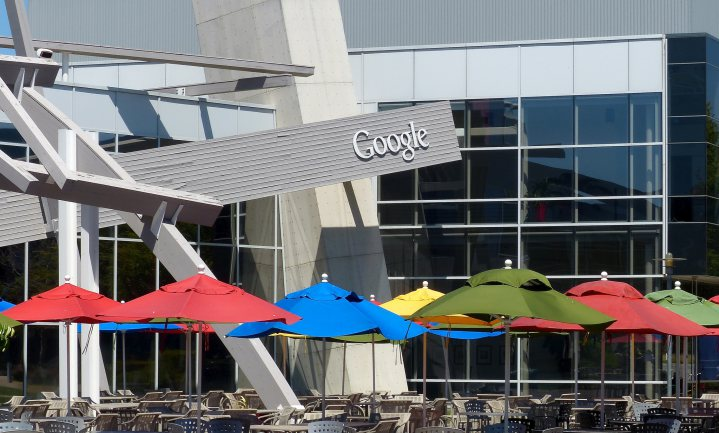 Brabander laat Googlers met zachte drang gezonder eten