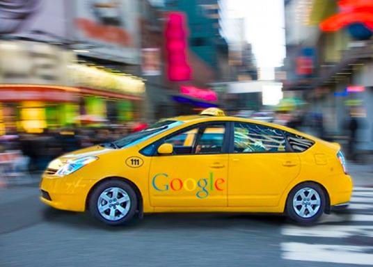 Uber stopt met boodschappen en Google haalt Uber in