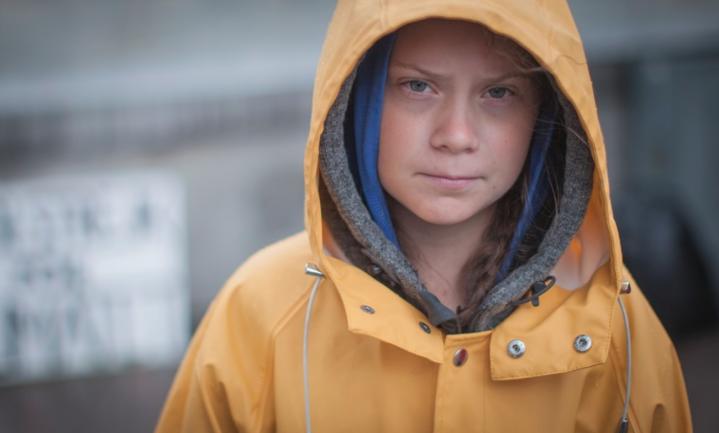 Gretha Thunberg vindt Europese Green Deal geen teken van crisis-besef