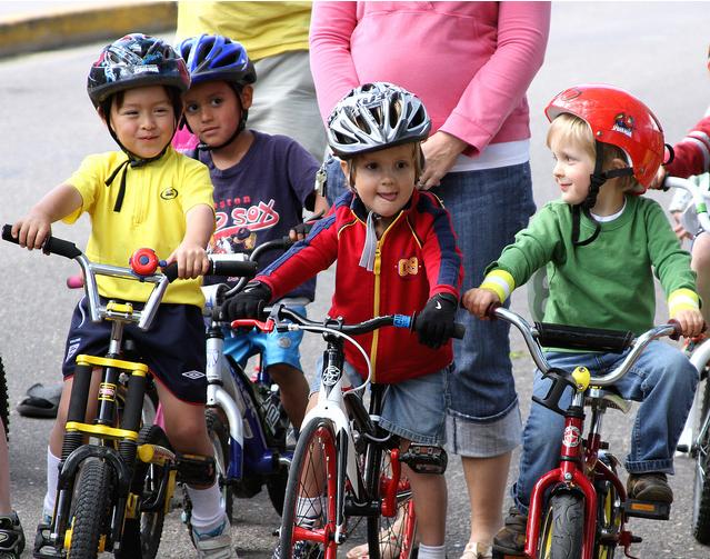 Groenten waar je sterk en slim van wordt en beter van kunt leren fietsen