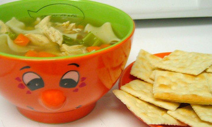 Wat te eten bij griep & verkoudheid