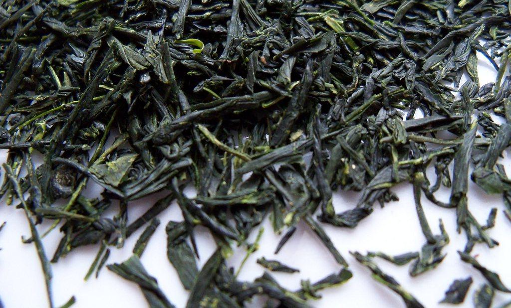 Maakt groene thee een varken lekkerder?