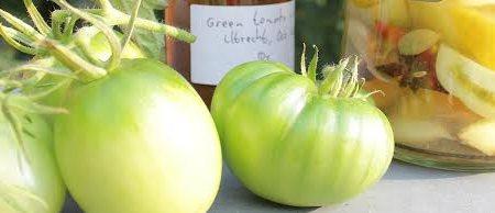 Groene tomaten - II