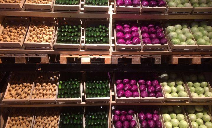 Belgen zien de groenten liever naakt, Albert Heijn denkt erover na