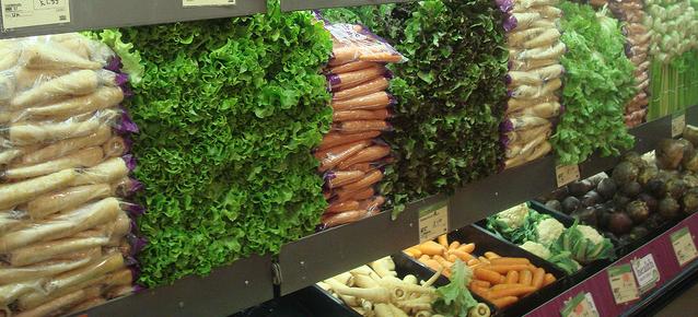 Gezondheidswinst bij 25% prijsdaling AGF