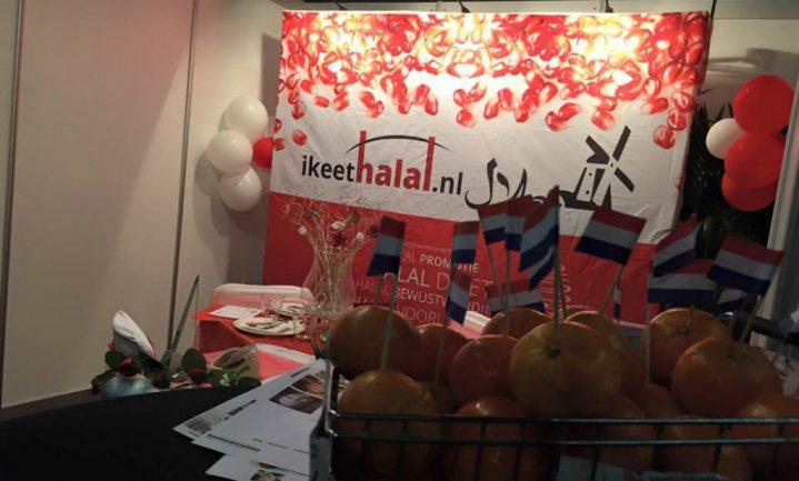 'Halal-markt is booming'
