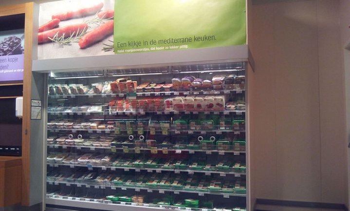 Supermarkten verkopen meer halalvlees en -vleeswaren