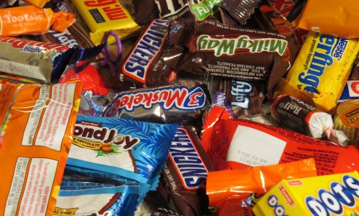 'Fun size candy', de grote consequenties van klein snoepgoed