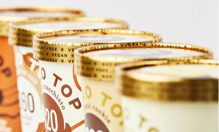 Halo Top, ijs in VS dat je 'onbekommerd' door kunt eten