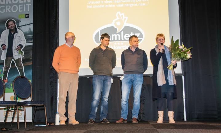 Hamletz wint eerste Overijssel-Foodlog Agro Dragons' Den