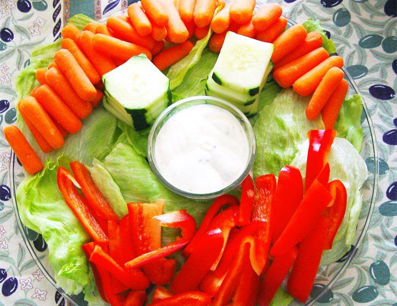 'Groenten en fruit goed voor je geestelijke gezondheid'
