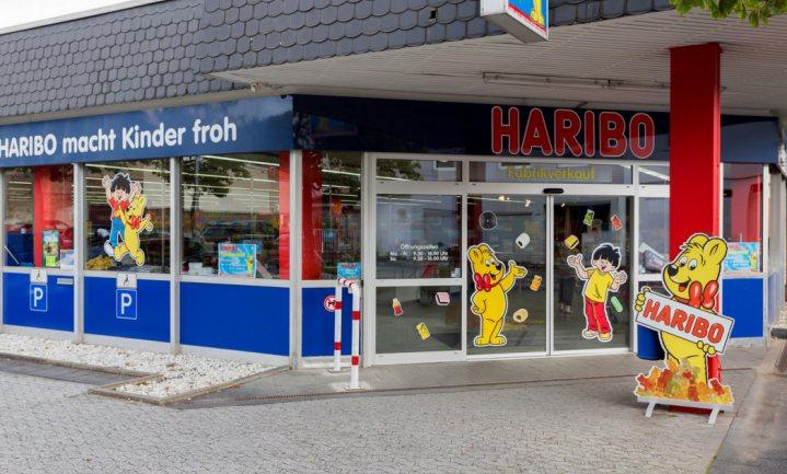 Haribo opent allereerste Nederlandse winkel