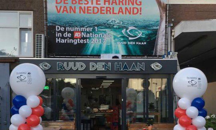 'Schoolvoorbeeld Hollandse Nieuwe' wint AD Haringtest