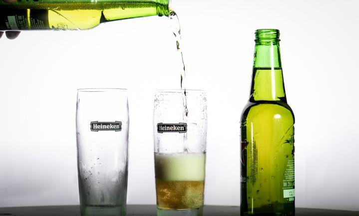 Heineken boekt veel meer winst dan groei in liters