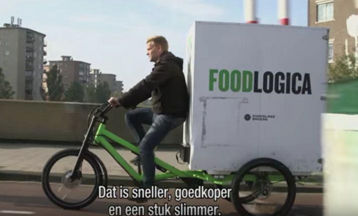 HelloFresh bezorgt met gekoelde fietsdelivery